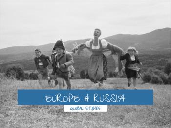 Global Studies: Europe & Russia PowerPoint
