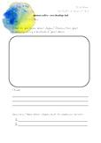Global Studies - Japan printable template