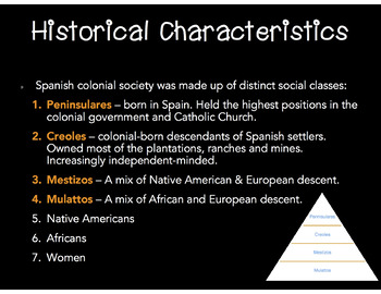Global Studies: Latin America PowerPoint