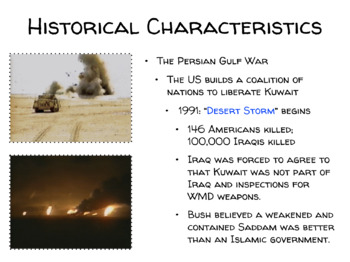 Global Studies: Middle East PowerPoint