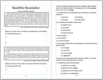 Global Studies Review Book