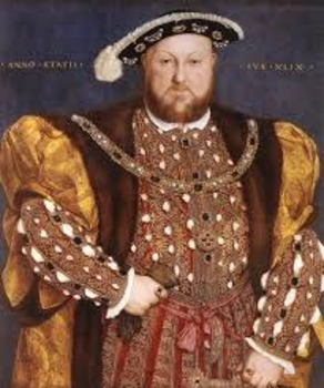 Global Studies Unit 10 Lesson 3 Henry VIII Powerpoint
