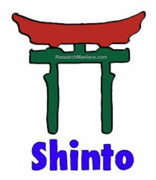 Global Studies Unit 12 Lesson 1 Japanese/Shinto Geography Powerpoint