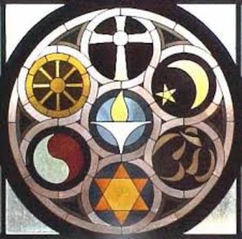 Global Studies Unit 3 Lesson 2 World Religion Bingo