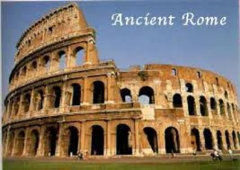 Global Studies Unit 6 Lesson1 Roman Geography Powerpoint