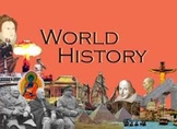 Global Studies WHOLE CURRICULUM! Part 1: 150 + Common Core Lesson Bundles
