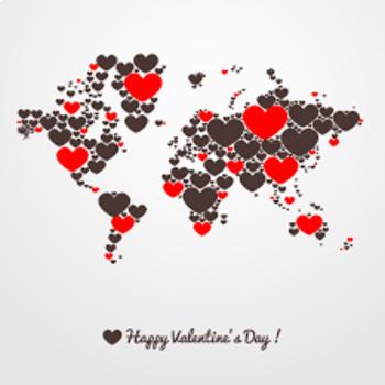 Valentine's Day Traditions Around the World!