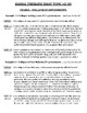 Global - Thematic Essay Body Outline - Topics 01-20