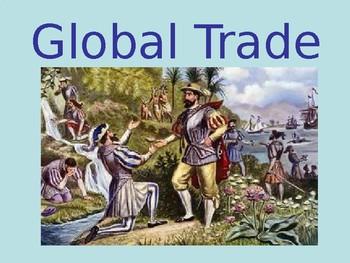 Global Trade (Columbian Exchange)