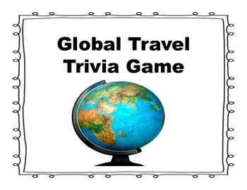 Global Travel Trivia Game
