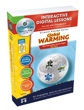 Global Warming BIG BOX - NOTEBOOK Gr. 5-8