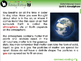 Global Warming CAUSES: Earth's Atmosphere - NOTEBOOK Gr. 5-8