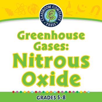 Global Warming CAUSES: Greenhouse Gases: Nitrous Oxide - MAC Gr. 5-8