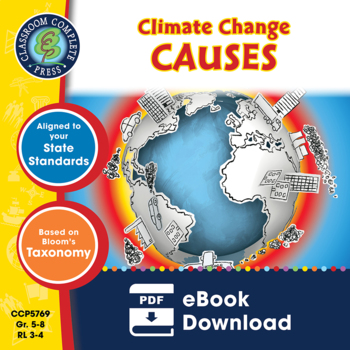 Global Warming: Causes Gr. 5-8