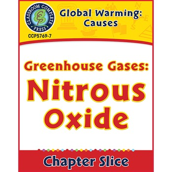 Global Warming: Causes: Greenhouse Gases: Nitrous Oxide Gr. 5-8