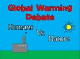 Global Warming Debate - Human vs. Natural (Climate Change