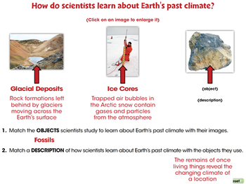 Global Warming EFFECTS: Earth's Climate - MAC Gr. 5-8