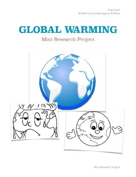 Global Warming: Mini Research Project