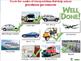 Global Warming REDUCTION: Lower Emission Modes of transpor