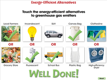 Global Warming REDUCTION: Lowering Your Greenhouse Gas Emissions - MAC Gr. 5-8