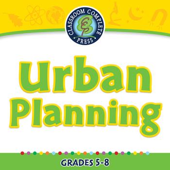 Global Warming REDUCTION: Urban Planning - MAC Gr. 5-8