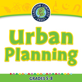 Global Warming REDUCTION: Urban Planning - PC Gr. 5-8