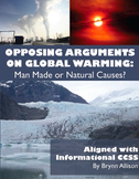 Global Warming Nonfiction Readings: Focus on Argument, Logic