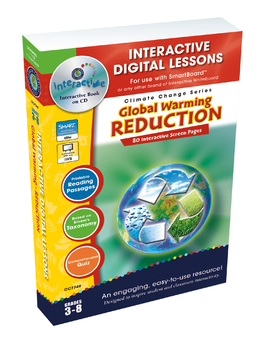 Global Warming: Reduction - MAC Gr. 5-8