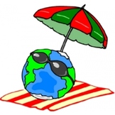 Global Warming - Text and Exercise Sheets