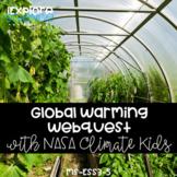 Global Warming & Climate Change: NASA Climate Kids -- Dist