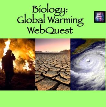 Global Warming WebQuest