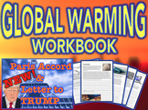 Global Warming Workbook (Greenhouse Effect, Paris Accord,