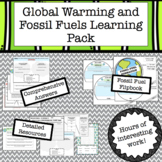 Global Warming and Fossil Fuels Lesson Resources