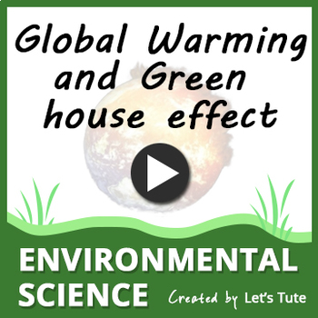 Global Warming and Green House Effect