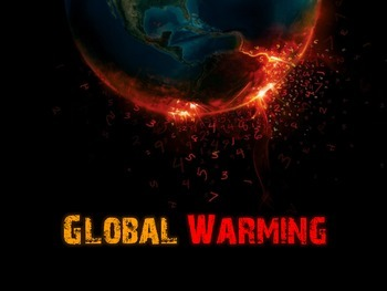 Global Warming  ( illustrated presentation)