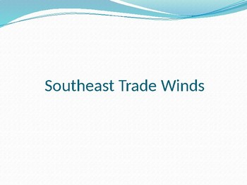 Global Wind Patterns Four Corners Game