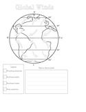 Global Winds Diagram