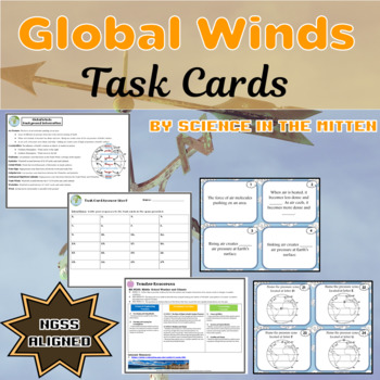 Global Winds Task Cards
