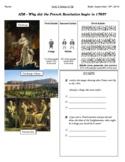 Global - Worksheet - Unit 02 - French/Latin American Rev's - 10th Grade - 1/5