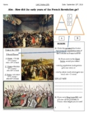 Global - Worksheet - Unit 02 - French/Latin American Rev's - 10th Grade - 2/5