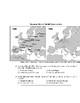Global History - Map Skills Quiz 5 of 8 (Units 21-25)