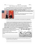 Global/World History: Post-Cold War Globalization Timeline