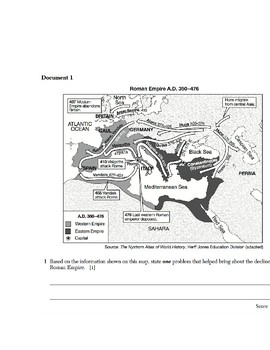 Global/World History - Primary & Secondary Sources - Empires & the Middle Ages