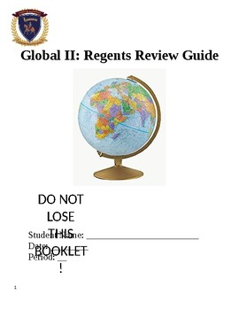 Global/World History: Ultimate Transitional Regents Exam Guide