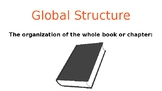 Global and Local Text Structures