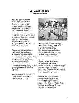 Global migration & human rights: music of Los Tigres del Norte