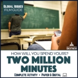 Two Million Minutes Movie Guide Activity