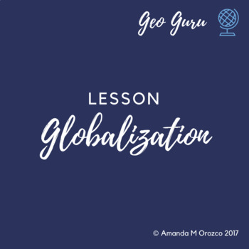Globalization Article