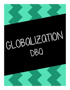 Globalization DBQ