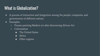 Globalization, History, and the Banjo